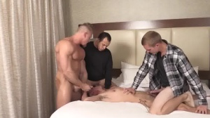 he Likes It rough & raw Volume 2 - Muscle Hook up
