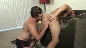 bareback Cruising - Deepthroat Lovemaking