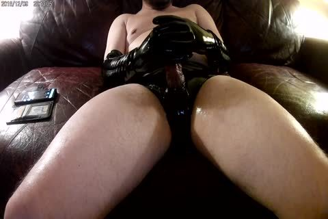 new Elbow Length black Latex Gloves And pants!!!