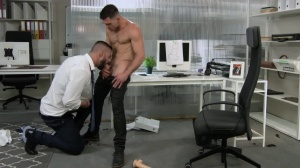 Defiance - Paddy O'Brian & Victor D'Angelo ass Nail