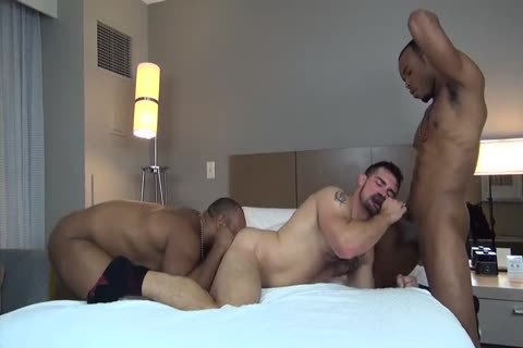 nailed By Two huge-dicked, black dudes