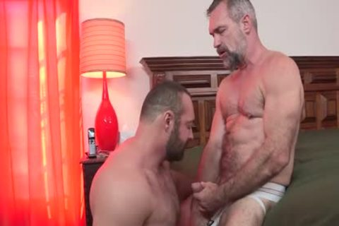 HotOlderMale - meaty BEAR BRAD KALVO nails attractive DADDY PETER rough