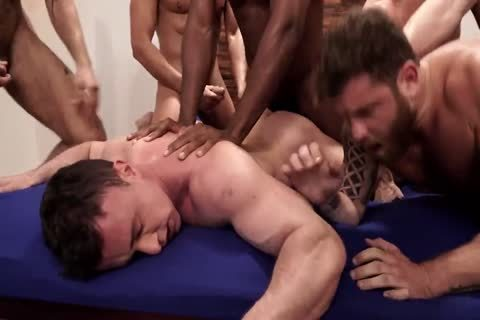 Ganged team-pounded And banged Part 1