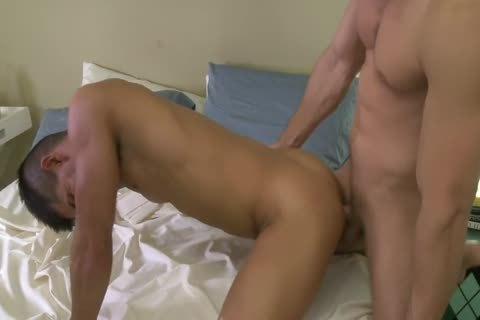Randyblue.com Pornseries dril Series With Dialogue oral stimulation joy Latin