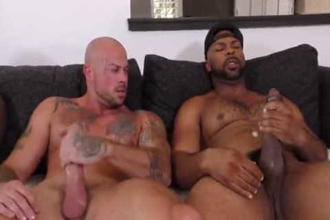 Sean Duran get pounded By Ray Diesel And unfathomable Dicc