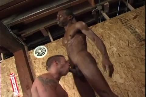 Chase Coxxx Dominates A boy With His enormous black penis