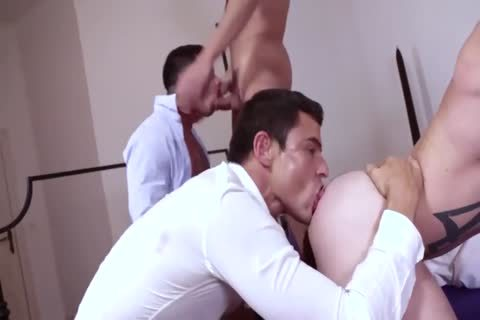 Ryan Olsen And Oscar Hart gay Massage And fucking
