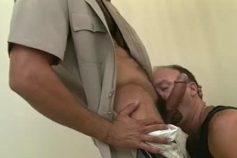 concupiscent Cop Sneaks Away To Hotel Room For Some Naughtiness
