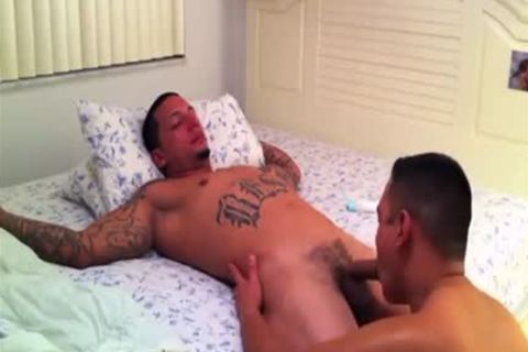 dirty CUBAN THUG finally acquires His booty drilled
