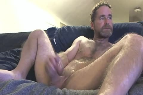 dad Fingering His weenie In Front Of The Camera