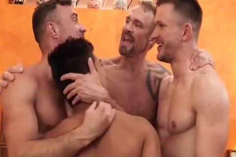 lustful Latino gay plowing juicy anal