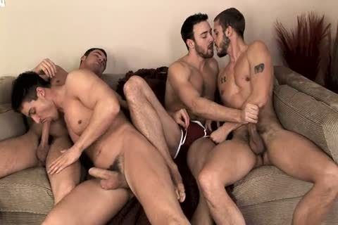 Kevin Falk And allies: Aiden, Gabriel And Sean