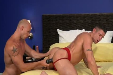 Trenton Ducati Dildoed By Angelo