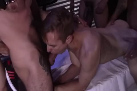Father Son bare group-sex