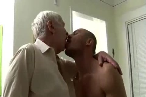 fascinating older man & Younger Having Sex