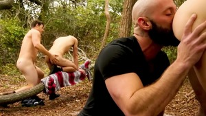 Cruising Grounds - Max Wilde and Tyler Wolf American Sex