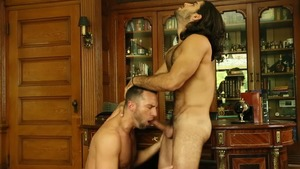 The Rental house - Diego Sans, Colby Tucker American Hump