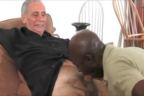older black Daddy And Three White grandpa's, One admirable Time