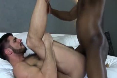 Incredible Male In best Interracial, large dick gay