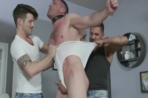Lance Hart Wedgie And Balls Slapped