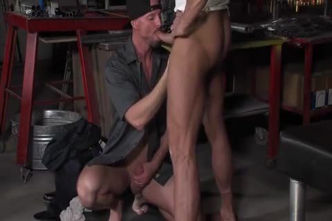 Aaner - sweet guys fucking In The Garage