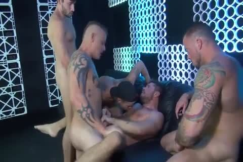 nasty raw homo orgy By VE1988