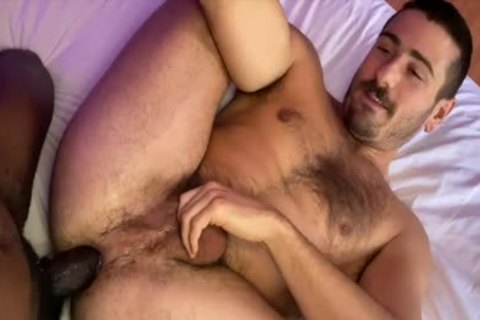 Interracial dudes fuck