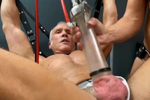 Dallas Steele Milking Facial