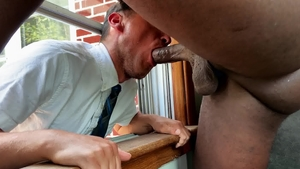 DrillMyHole.com: Brown hair Bruno Cartella loves hard ramming