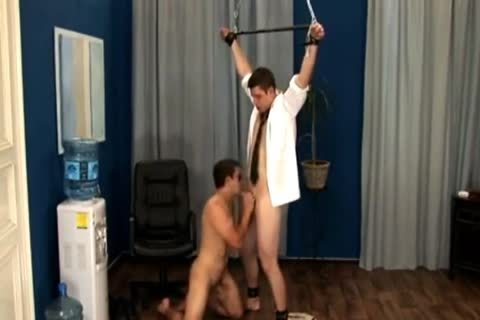 youthful Intern bound And Used