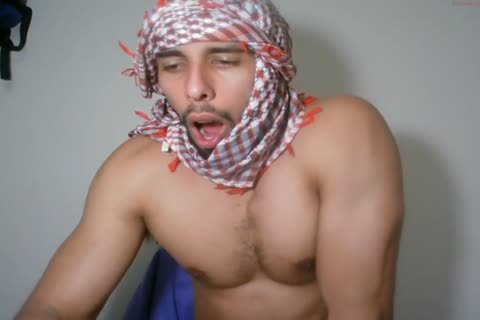 Arab guy With slutty Assplay