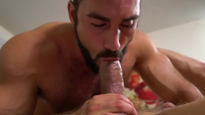 IconMale.com - Big dick Jaxton Wheeler masturbating