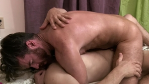 IconMale.com - Athletic gay Max Sargent reality blowjob cum HD