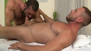 Icon Male - Jaxton Wheeler blowjob cum