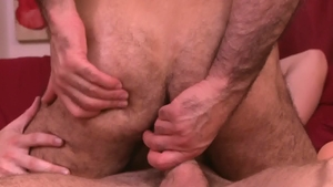 Icon Male - Adam Russo beside Calvin Banks fucking in the ass
