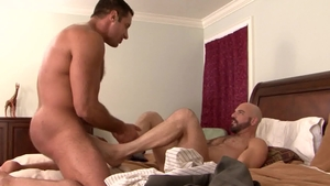 IconMale.com: Nick Capra with Adam Russo fetish ass fucking