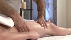 Icon Male: Nailing with hairy Adam Russo and Brent Corrigan