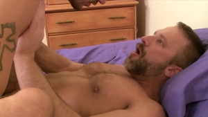 IconMale - Plowing hard among DILF Ty Roderick