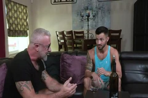 When you Have The Greatest daddy man (Lance Charger) you Feel Free To Share Bits Of Your homosexual Experience With Him (Casey Everett) - SayUncle