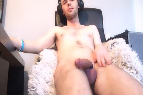 cute lad With butthole-Balls Getting cum Explosion Via Live web camera