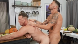 DrillMyHole.com - Dante Colle ass fingering sex scene