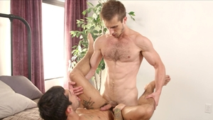Next Door Raw - Donte Thick sensual kissing