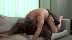 ExtraBigDicks.com: Hans Berlin and Aaron Trainer ass fucking