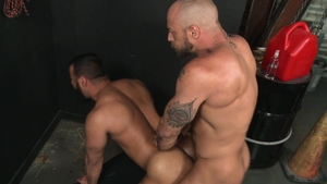 ExtraBigDicks - Gay Tony Orion smashed by Jessie Colter
