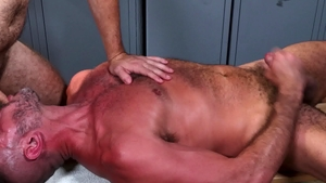 MenOver30 - Jock Jay Donahue pounded by Clay Towers