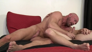 Pride Studios: Scott Riley in company with Killian Knox facial