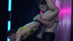 HotHouse.com: Roman Todd escorted by beautiful Beaux Banks