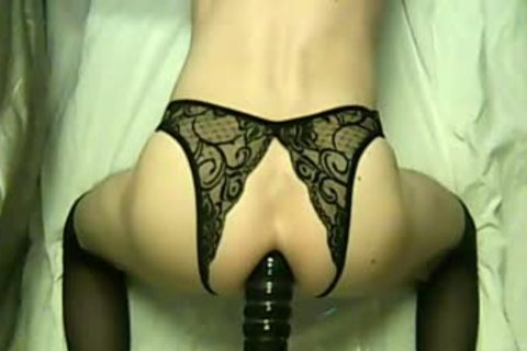 Requested Chaturbate Session With stockings And Three toys
