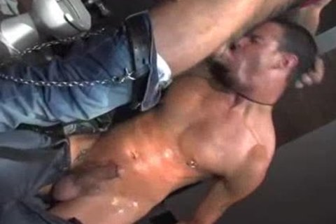 Derrick Hanson, Jake Deckard and Jon Galt - men video